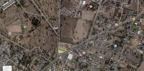 terreno teotihuacan, edo. de mexico.