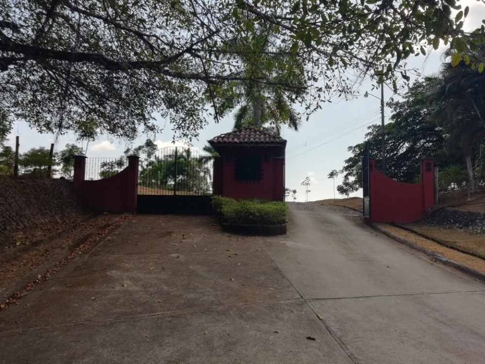 terreno tipo quinta en residencial privado