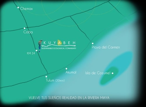terreno tulum kuyabeh comunidad sustentable financiamiento