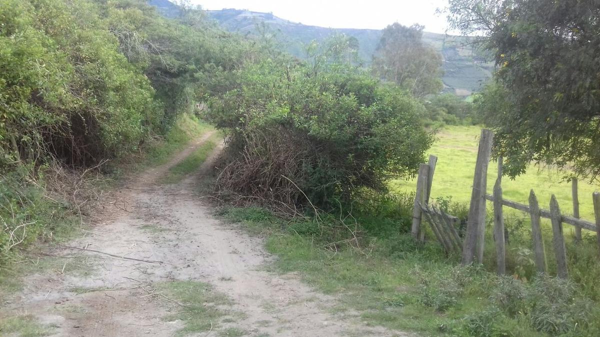 terreno tumbabiro - urcuqui