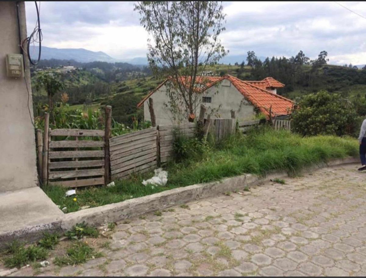 terreno ubicado en alangasi - valle de los chillos