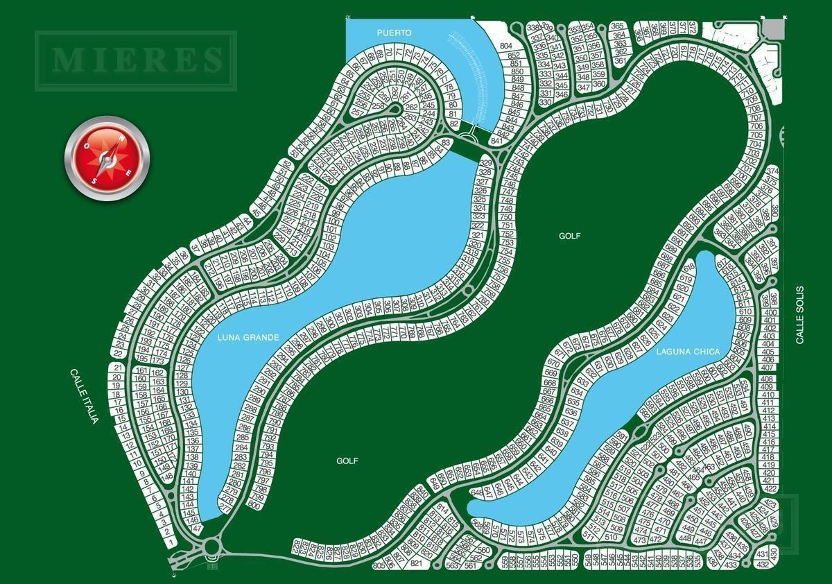 terreno ubicado en san isidro labrador con salida a la laguna chica - apto crédito