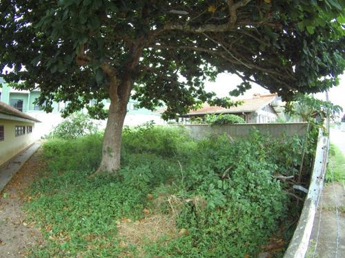 terreno urbano, 253m2 de área total, distante 40m da praia, praia do tabuleiro, barra velha/sc. - 3578306