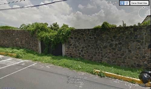 terreno urbano en bello horizonte / cuernavaca - cal-81-tu