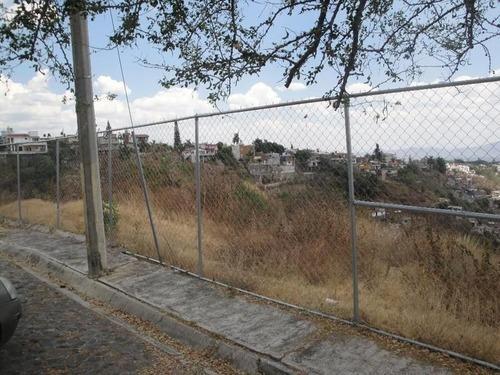 terreno urbano en colonia lomas de tetela / cuernavaca - cbr-236-tu