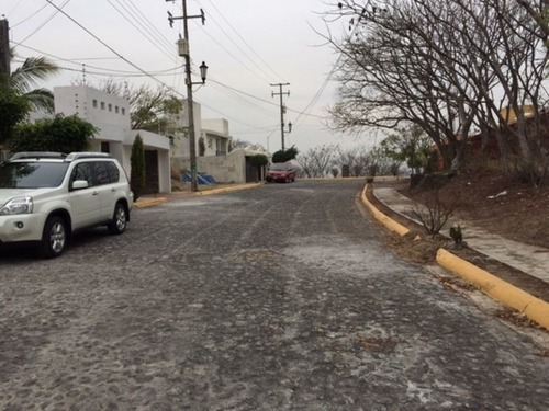 terreno urbano en fraccionamiento burgos bugambilias / temixco - cbr-386-tu
