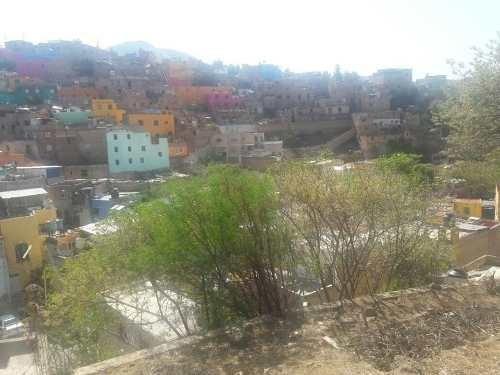 terreno urbano en guanajuato capital  joya colonial de america