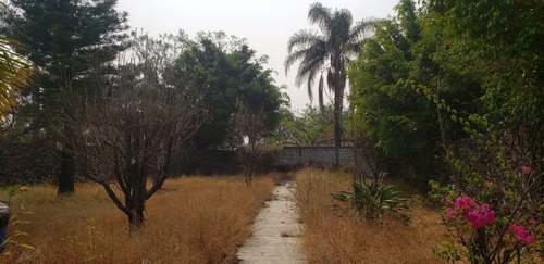 terreno urbano en hacienda tetela / cuernavaca - ifo-77-tu