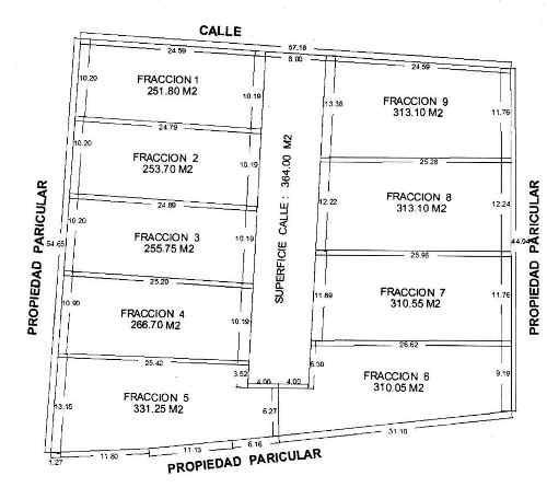 terreno urbano en jardines de delicias / cuernavaca - caen-249-tu
