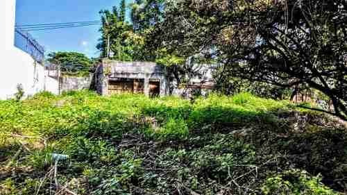 terreno urbano en jardines de delicias / cuernavaca - roq-318-tu