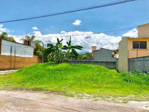 terreno urbano en josé g parres / jiutepec - via-375-tu