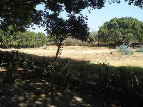 terreno urbano en la pradera / cuernavaca - caen-207-tu