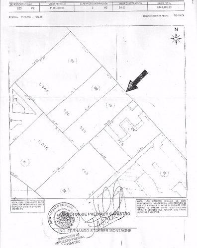 terreno urbano en rancho tetela / cuernavaca - est-605-tu