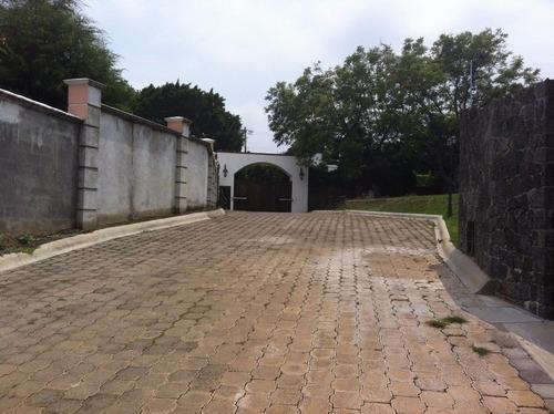 terreno urbano en rancho tetela / cuernavaca - ham-324-tu