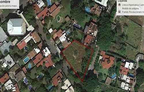 terreno urbano en reforma / cuernavaca - roq-78-tu-482wa