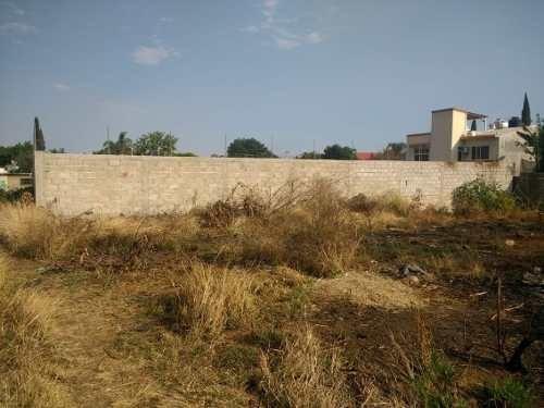 terreno urbano en santa maría ahuacatitlán / cuernavaca - ine-407-tu*