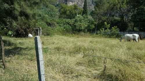 terreno urbano en tierra blanca / tepoztlán - gsi-682-tu
