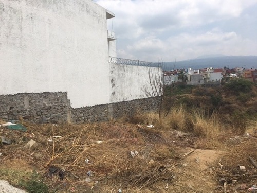 terreno urbano en tzompantle norte / cuernavaca - 3pa-547-tu