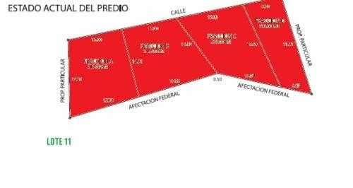 terreno urbano en tzompantle norte / cuernavaca - caen-44-tu