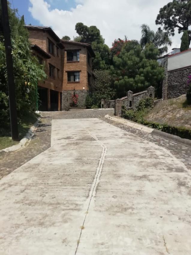 terreno urbano en tzompantle norte / cuernavaca - cam-1648-tu