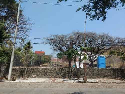 terreno urbano en vista hermosa / cuernavaca - cal-201-tu*