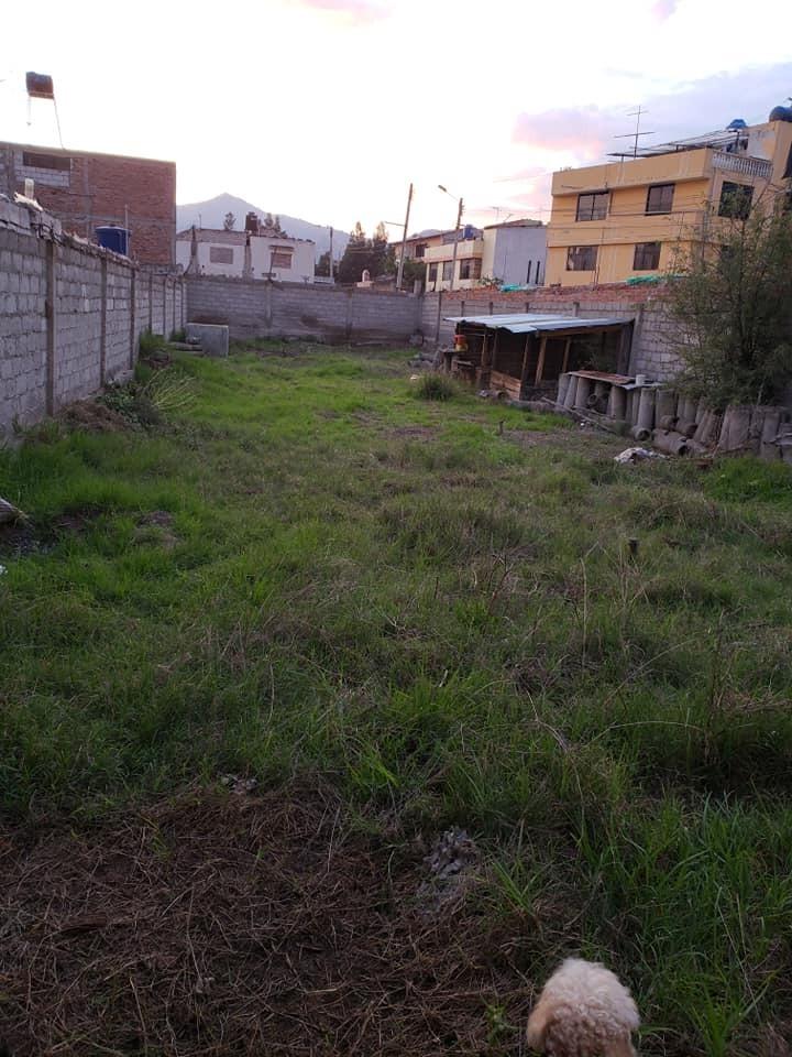 terreno urbano riobamba,531m  oportunidad