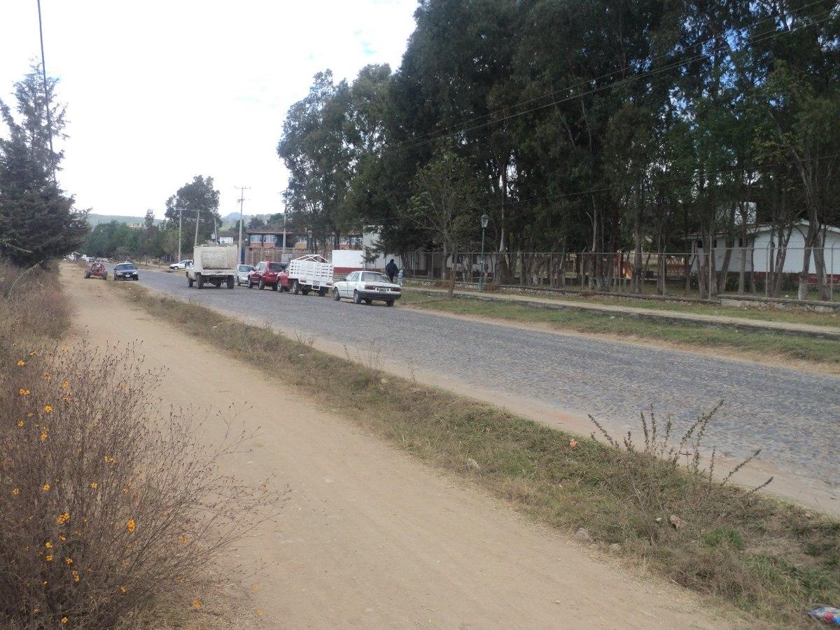 terreno urbano tapalpa jal. frente unidad deportiva y fracc.