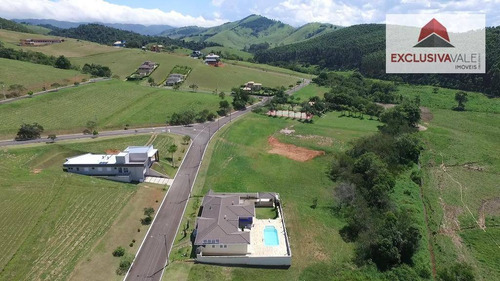 terreno à venda, 1000 m² por r$ 165.000 - village parahybuna - paraibuna/sp - te0120