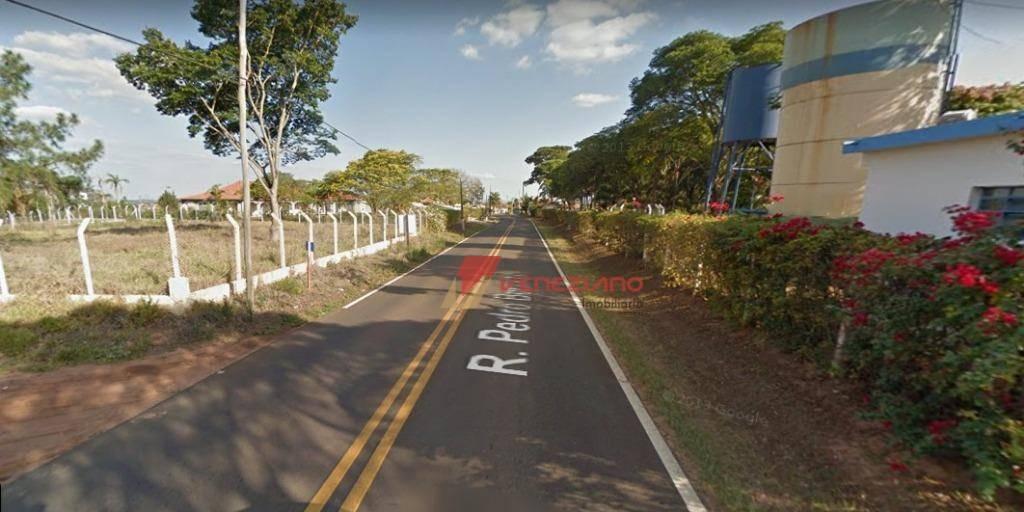 terreno à venda, 1000 m² por r$ 200.000 - jardim serrano - são pedro/sp - te0707
