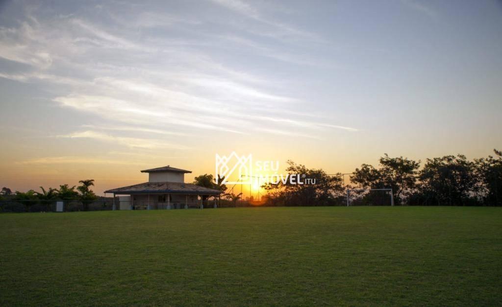 terreno à venda, 1000 m² por r$ 205.000,00 - condomínio parque ytu xapada - itu/sp - te0002