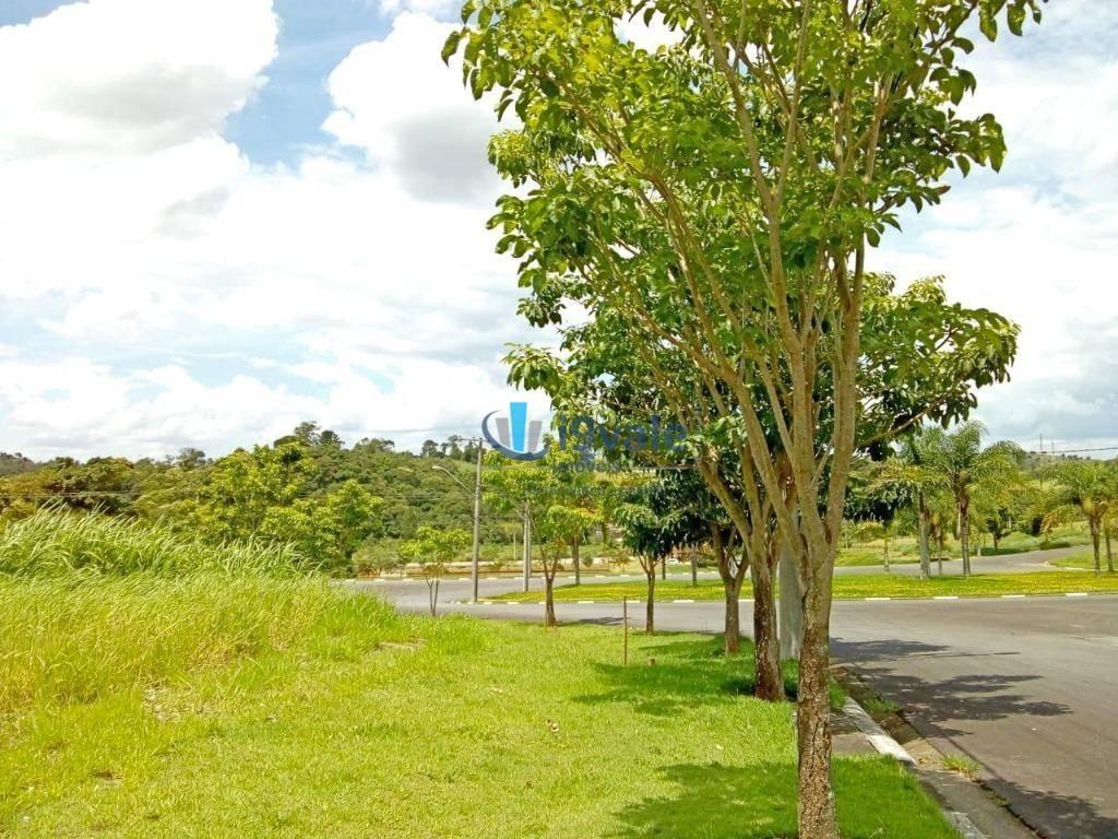 terreno à venda, 1000 m² por r$ 265.000 - (100% plano),guararema - te0403
