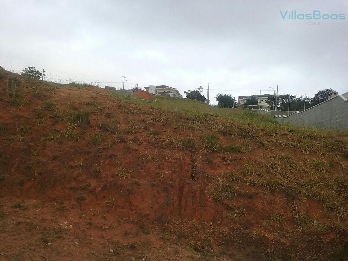 terreno à venda, 1000 m² por r$ 360.000 - rio comprido - jacareí/sp - te0282