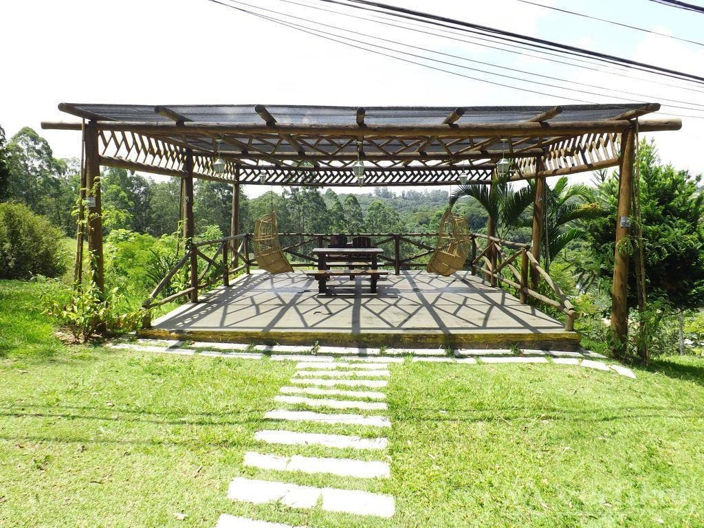 terreno à venda, 1000 m² por r$ 380.000 - granja viana ii gleba 4 e 5 - cotia/sp - te0284