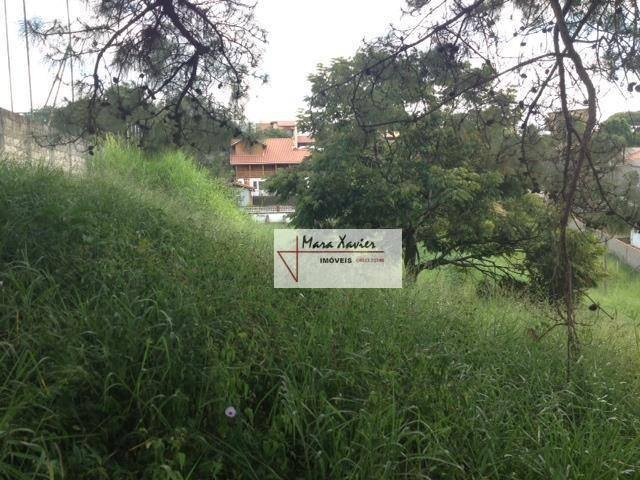 terreno à venda, 1000 m² por r$ 380.000,00 - caixa d´água - vinhedo/sp - te0847