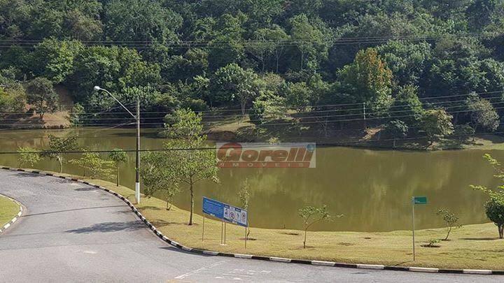 terreno à venda, 1000 m² por r$ 480.000,00 - condomínio hills iii - arujá/sp - te0587
