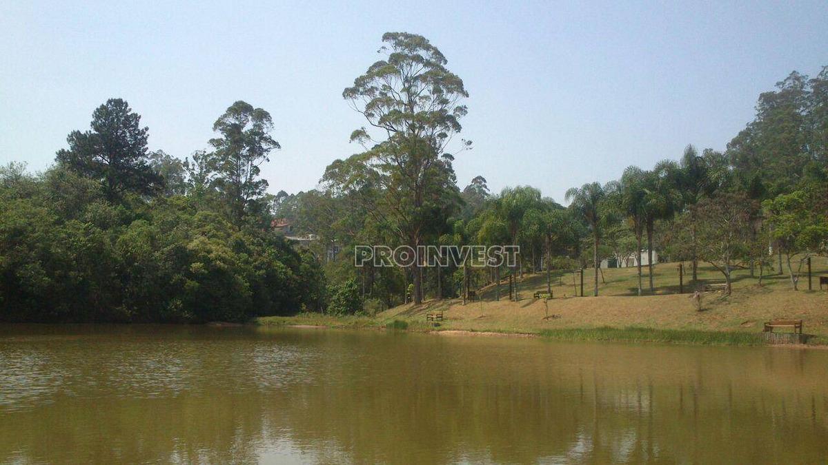 terreno à venda, 1000 m² por r$ 495.000,00 - granja viana - embu das artes/sp - te8453