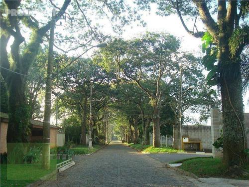 terreno à venda, 1000 m² por r$ 900.000 - granja viana - cotia/sp - te0298