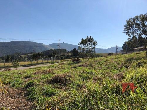 terreno à venda, 1007 m² por r$ 190.000 - vale dos lagos - joanópolis/sp - te0843