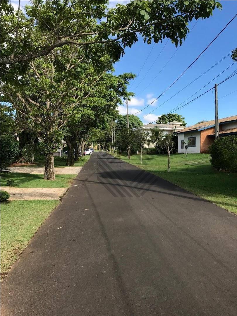 terreno à venda, 1025 m² por r$ 175.000,00 - condomínio vale do lago - sorocaba/sp - te4881