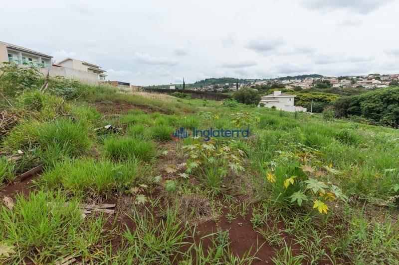 terreno à venda, 1029 m² por r$ 230.000,00 - pq residencial - assaí/pr - te0003