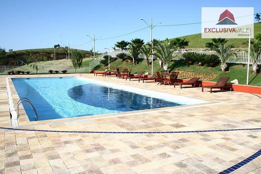terreno à venda, 1038 m² por r$ 192.000,00 - quinta dos lagos - paraibuna/sp - te0083