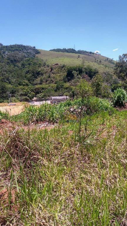 terreno à venda, 1052 m² por r$ 130.000,00 - chacara santa branca - santa branca/sp - te0163
