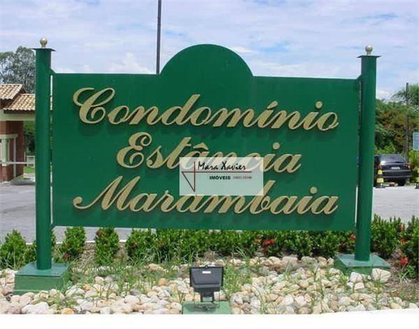 terreno à venda, 1073 m² por r$ 800.000,00 - condomínio marambaia - vinhedo/sp - te0948