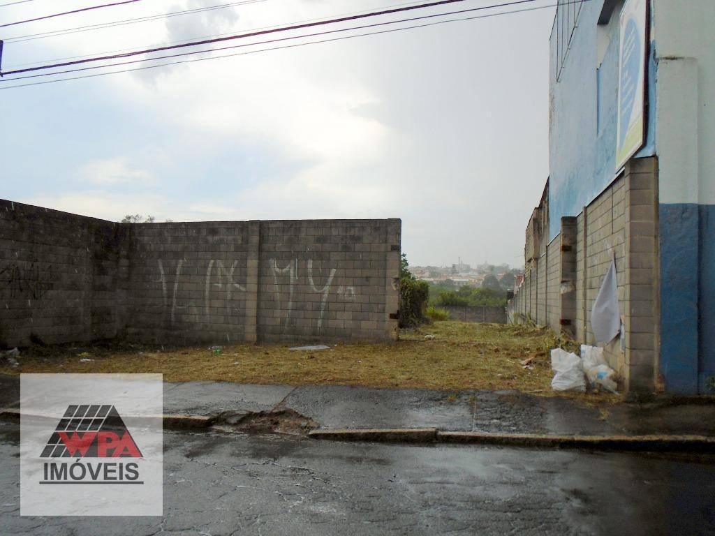 terreno à venda, 1083 m² por r$ 595.000,00 - conserva - americana/sp - te0432