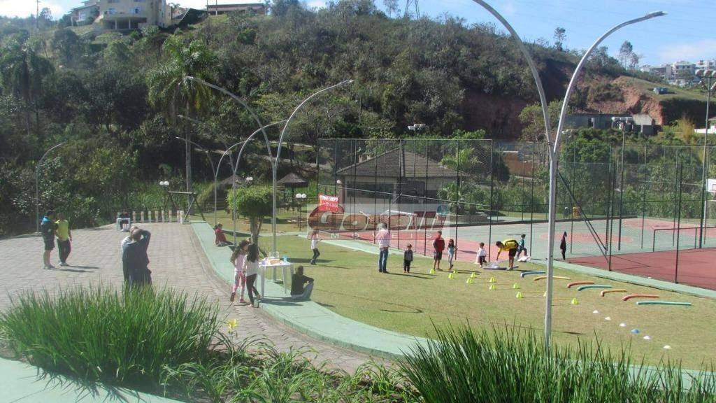 terreno à venda, 1103 m² por r$ 350.000,00 - condomínio hills iii - arujá/sp - te0633