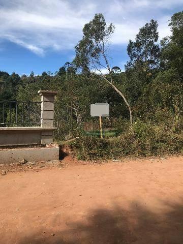 terreno à venda, 1115 m² por r$ 220.000,00 - vila capivari - campos do jordão/sp - te0988