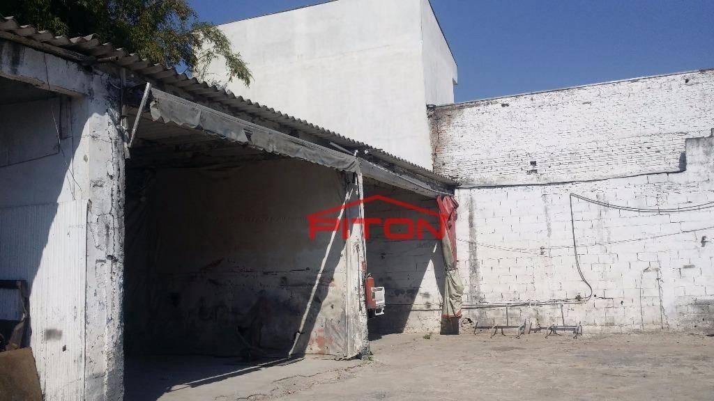 terreno à venda, 1150 m² por r$ 3.450.000,00 - penha - são paulo/sp - te0185