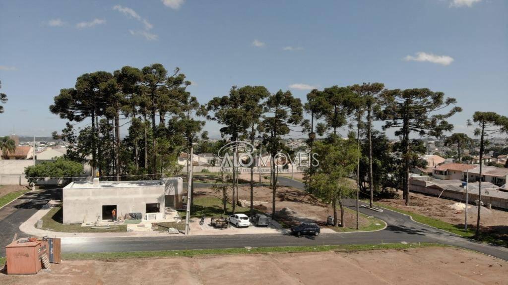 terreno à venda, 123 m² por r$ 190.913,92 - pinheirinho - curitiba/pr - te0132