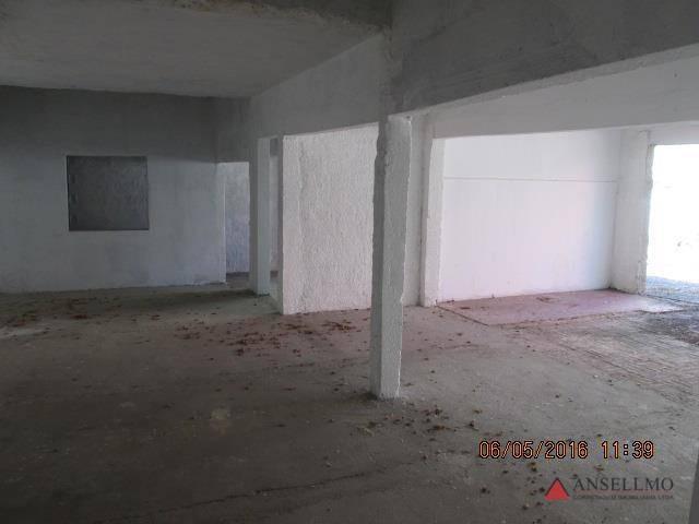 terreno à venda, 1236 m² por r$ 4.800.000,00 - centro - são bernardo do campo/sp - te0029
