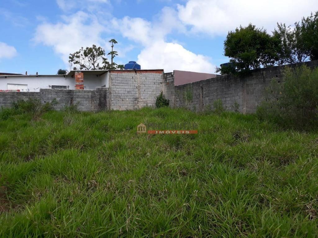 terreno à venda, 125 m² por r$ 80.000,00 - recanto campo belo - são paulo/sp - te0964